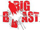 Big Blast Caps Logo